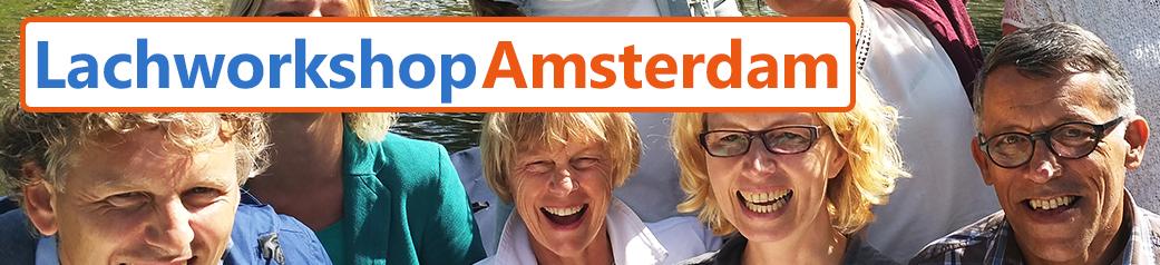 Lachen in Amsterdam uniek uitje